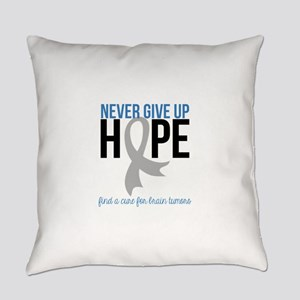 Never Give Up Hope Everyday Pillow