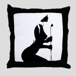 Master's Toy Throw Pillow