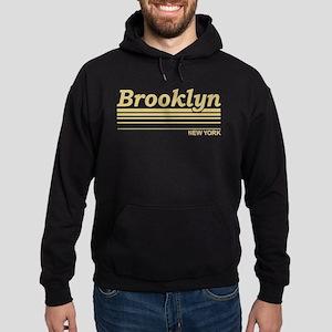 Brooklyn New York Hoodie (dark)