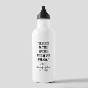 ORGANIZE... Water Bottle