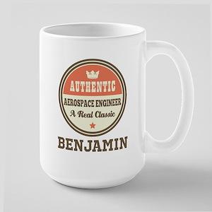 Personalized Aerospace Engineer Gift Mugs