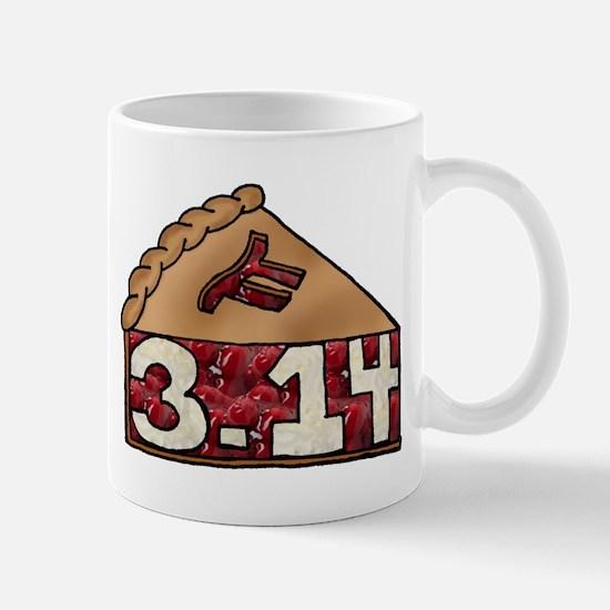 Pi Pie Mugs