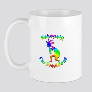 Kokopelli for President #2 Mug