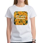 Coreopsis Flower Power Women's T-Shirt