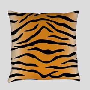 Tiger Stripes Everyday Pillow