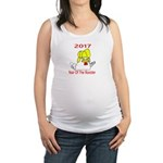 Year Of The Rooster Maternity Tank Top