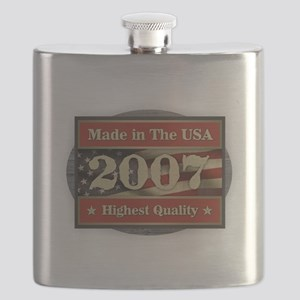 2007 - Made in America Flask