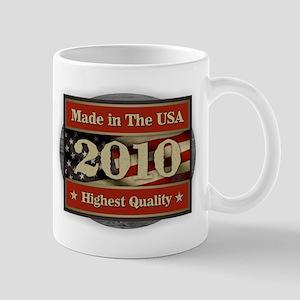 2010 - Made in America Mugs