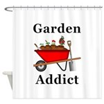 Garden Addict Shower Curtain