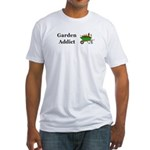 Garden Addict Fitted T-Shirt