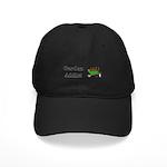 Garden Addict Black Cap