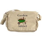 Garden Addict Messenger Bag