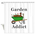 Garden Addict Shower Curtain