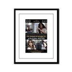 TSWY A Suicidal Matter Poster Framed Panel Print