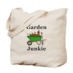 Garden Junkie Tote Bag