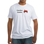 Garden Junkie Fitted T-Shirt