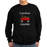 Garden Junkie Sweatshirt (dark)