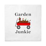 Garden Junkie Queen Duvet