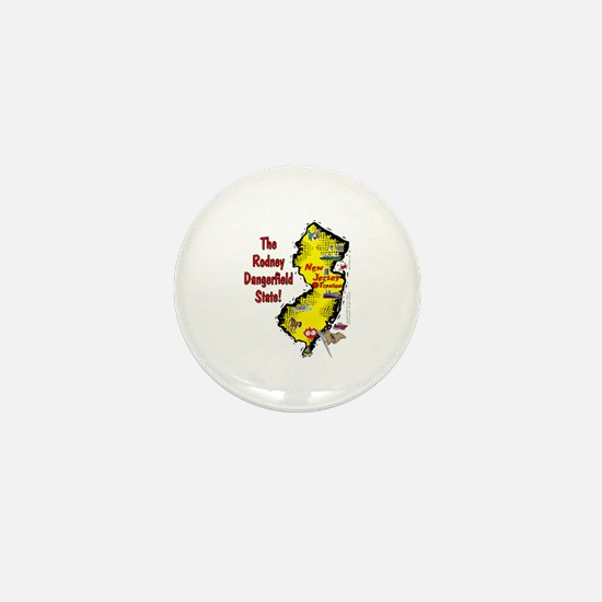 NJ-Rodney! Mini Button