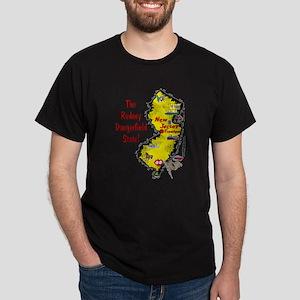 NJ-Rodney! Dark T-Shirt