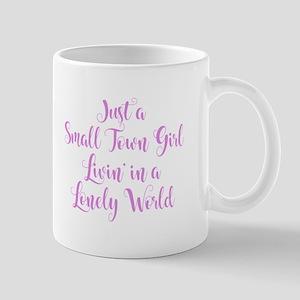 Small Town Girl Mugs
