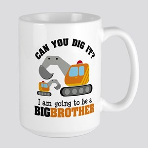Excavator Big Brother to be Mugs
