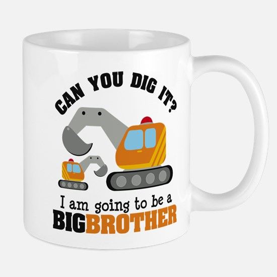 Excavator Big Brother to be Mugs