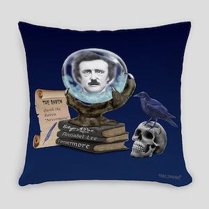 SPIRIT OF EDGAR ALLAN POE Everyday Pillow