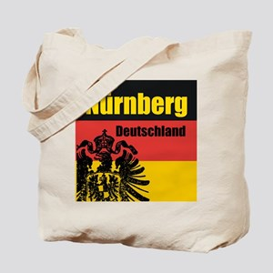 Nuernberg Deutschland Tote Bag