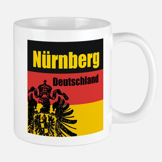Nuernberg Deutschland Mug