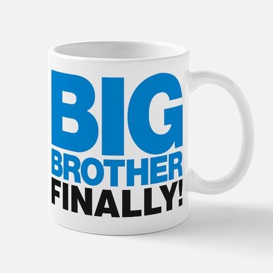 Big Brother Finally Mugs