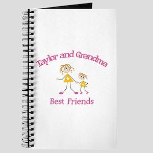 Taylor & Grandma - Best Frien Journal
