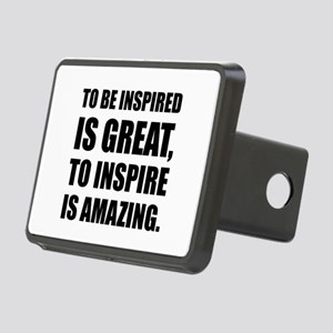 Inspire Is Amazing Hitch Cover