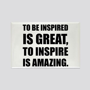 Inspire Is Amazing Magnets
