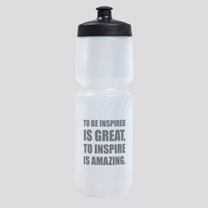 Inspire Is Amazing Sports Bottle