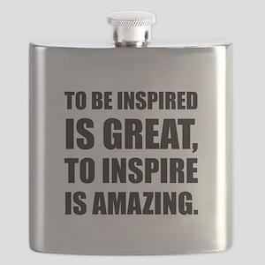 Inspire Is Amazing Flask