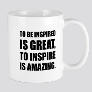 Inspire Is Amazing Mugs