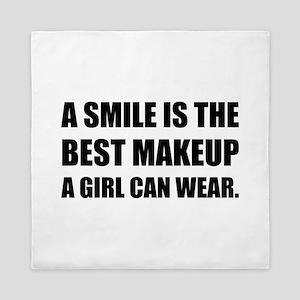 Smile Best Makeup Queen Duvet