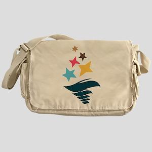Sigma Delta Tau Logo Messenger Bag