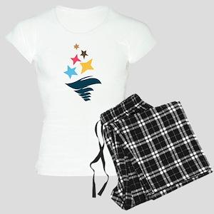 Sigma Delta Tau Logo Women's Light Pajamas