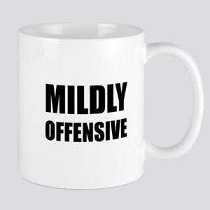 Mildly Offensive Mugs