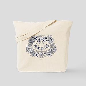 Delta Phi Lambda Crest Tote Bag