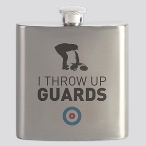 I throw up guards Flask