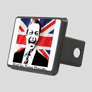 Nigel for Prime Minister Rectangular Hitch Cover