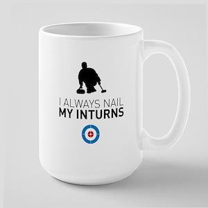 I always nail my inturns Mugs