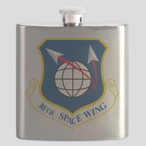 30th Space Wing Flask