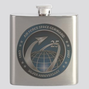 Space Command @ 25! Flask