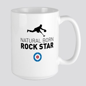 Natural born rock star Mugs