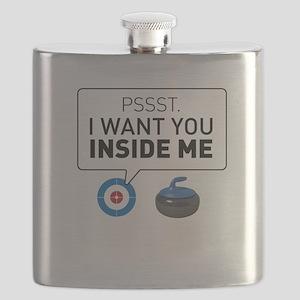 I want you inside me Flask