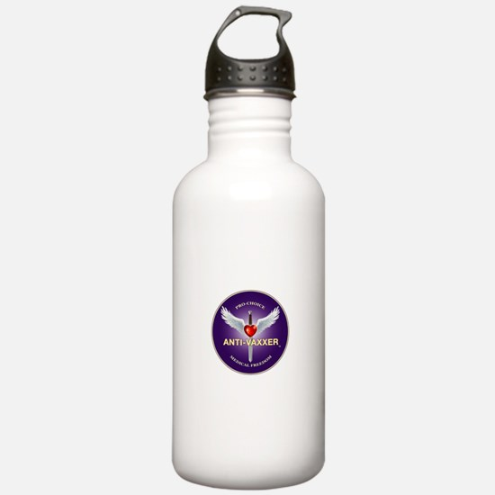 Anti-Vaxxer™ Pro-choice, Medical freedom Water Bot